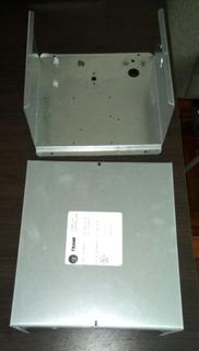 Caja De Paso Metalica De 220x240x115mm