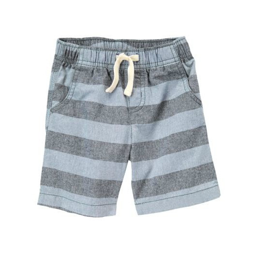 Crazy8 | Shorts Em Sarja | Importado | Menino | 12-18 Meses