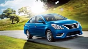 Nissan Versa Full - Permuta / Financia