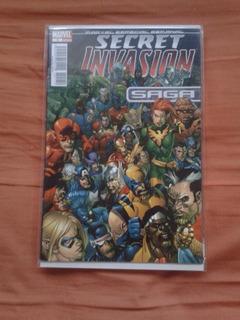 Secret Invasion Saga 1