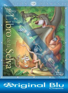 El Libro De La Selva - Blu Ray Original - Almagro