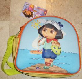 Lonchera Dora 3d