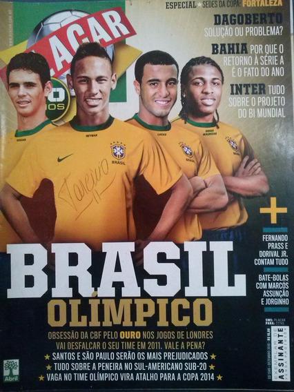 Revista Placar Ed 1349 Dezembro De 2010