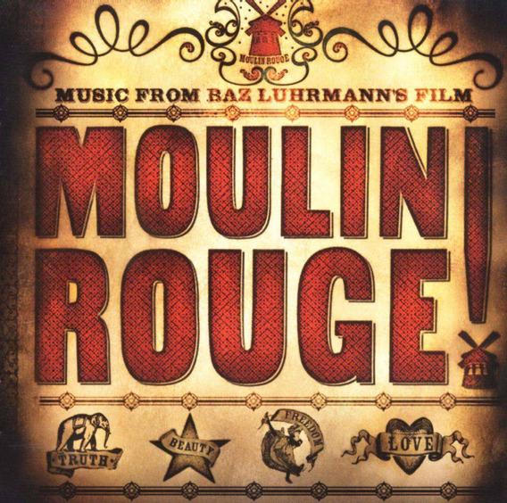Cd Lacrado Importado Moulin Rouge Music Motion Picture