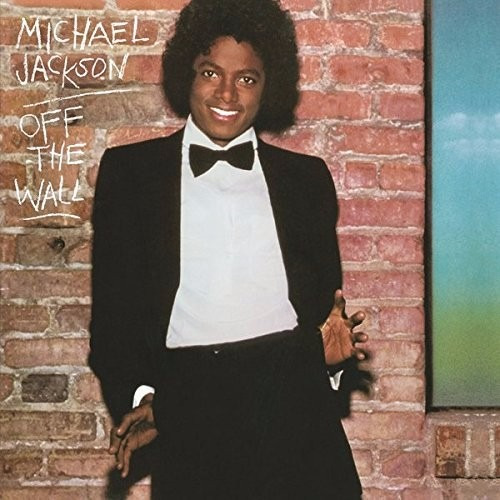 Michael Jackson Off The Wall Vinilo Nuevo Importado