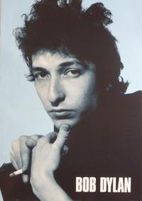 Poster Bob Dylan Importado Raro