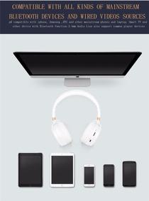 Fone Sound Intone P6 Bluetooth V4.1 Dobrável