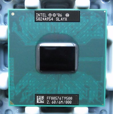 Processador Intel Core 2 Duo T9400 - 2.53ghz Pn 507956-002