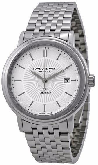 Reloj Raymond Weil Maestro Automático Acero 2847-st-30001