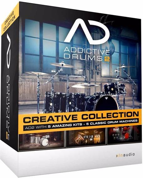 Addictive Drums 2 Bateria Super Natural Para Gravações