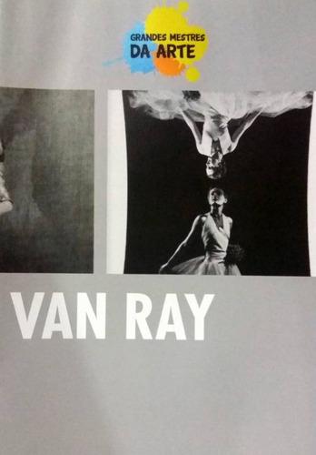 Dvd Man Ray - Grandes Mestres Da Arte - Original