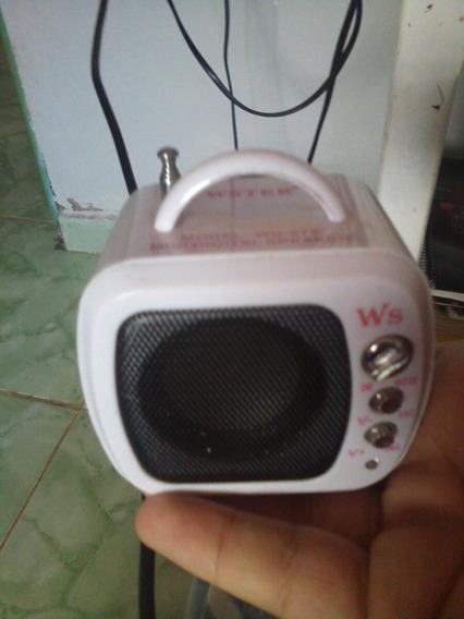 Ws- 575 Fm Scan Radio