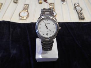 Reloj Pulsera Technos Acero Nuevo Sumergible