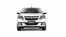 Chevrolet Agile L T Ultimas Unidades