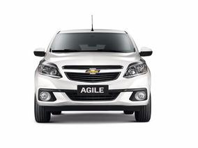 Chevrolet Agile L T Todo En Cuotas Desde $6193 Entrega Ya!!