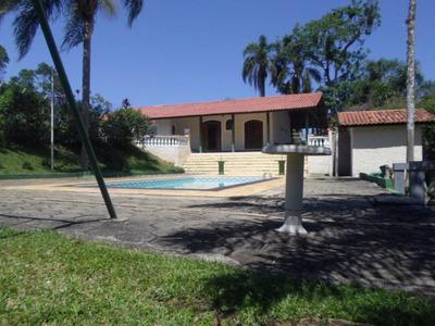 Juquitiba - Chácara/venda Ou Locação/piscina Ref: 04203