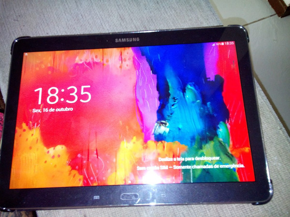 Tablet Samsung Galaxy Not 10.1 3g 16 Gb Modelo S