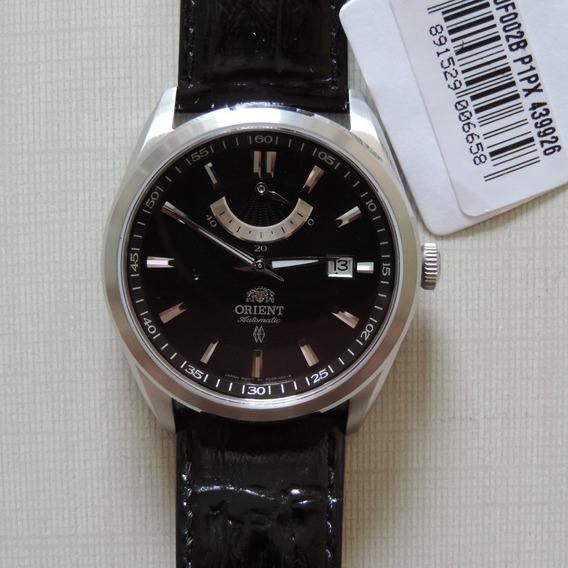 Relógio Orient Ffd0f002b Automático Luxo Vidro Safira Sport
