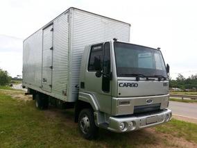 Ford Cargo 815 2006 4x2 Baú 6,50 Mts