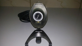 Webcam Creative Para Computadores