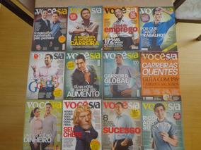Revista Voce S/a Edições De 2010