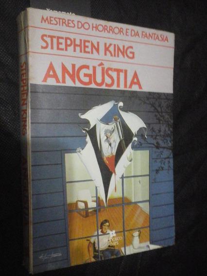Livro Angustia Stephen King 1988 Louca Obsessão