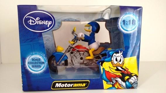 Motorama Disney - Moto Donald - Escala 1/18