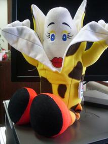 Boneca Bainana Banana Pão De Açúcar Estrela Usada H11 E18 @