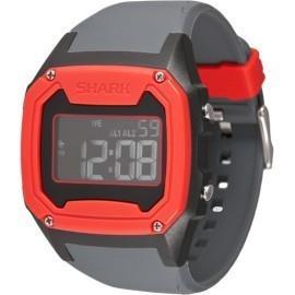 Relógio Digital Killer Shark Cinza / Vermelho - Surf Lks.