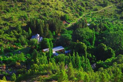 Estancia En Las Sierras De Córdoba. Alquiler Con Servicios.