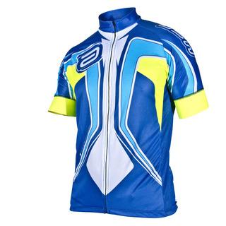 Camisa Ciclismo Asw Active Race Azul M.