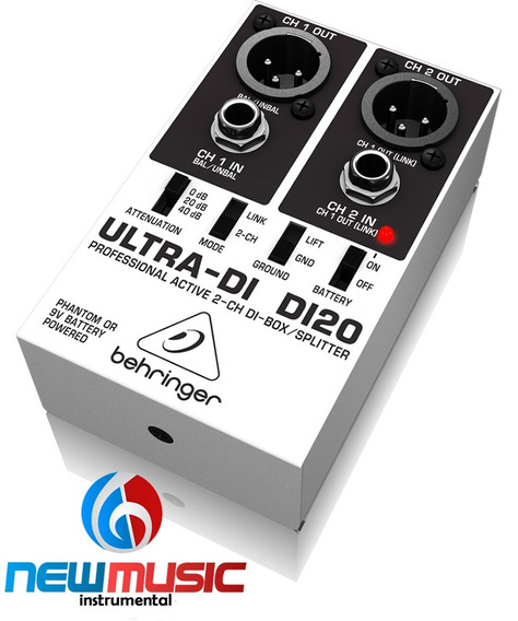 Directbox Behringer Di20 #209