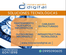 Servicio Tecnico Mantenimiento Laptop Pc Mac Impresora Quito