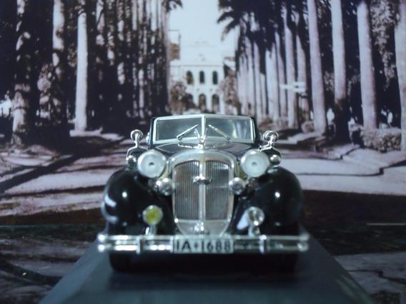 Miniatura De Veículo Horch 853 A Ano - 1938 Escala 1;43