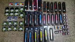 Lote 25 Cartuchos Vacios Toner Hp Para Reciclar