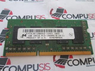 Memoria Ram Ddr3 10600s 1gb Para Acer Aspire V5-551 Series