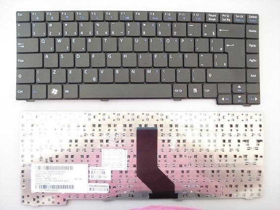 Teclado Para Notebook Modelo Lgc40 Configuração C400 Com Ç