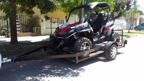Utv,cuatris,motos Trailers De Todo Tipo Stock Permanente