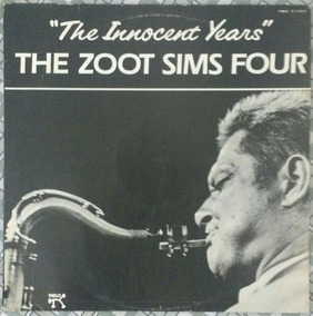 Disco Vinil The Zoot Sims Four The Innocent Lp Jazz Saxofone