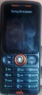 Sonic Ericsson, Usado Em Bom Estado E Funcionando Perfeitame