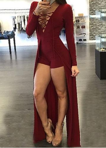 Vestido Falda Pantalon Diseñosextrem2013