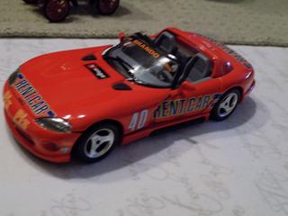 Vipper Rt Le Mans 1/24 1992. Burago. Con Base Impecable