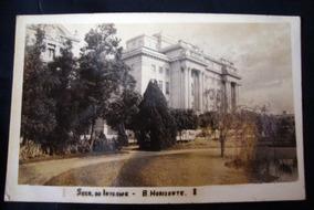 Cartão Postal Antigo Belo Horizonte Secretaria Do Interior.