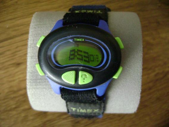 Reloj Digital Timex Interactivo. Años 90s.