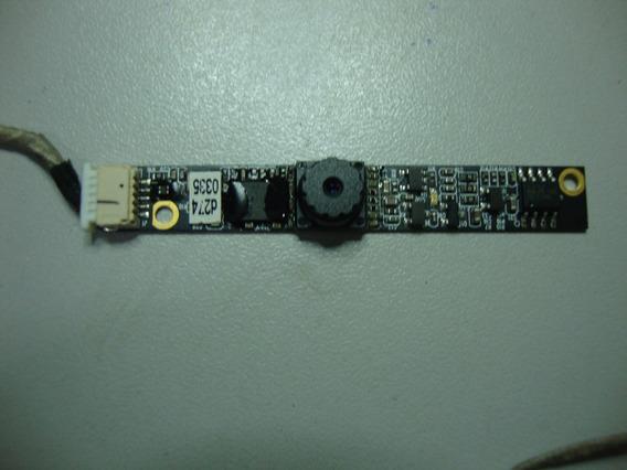 Webcam Com Flat Para Note Toshiba Qosmio F45 15,4 (cam.103)