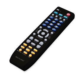 Controle Universal 3 Em 1 Tv/vcd/dvd Ac088 Multilaser