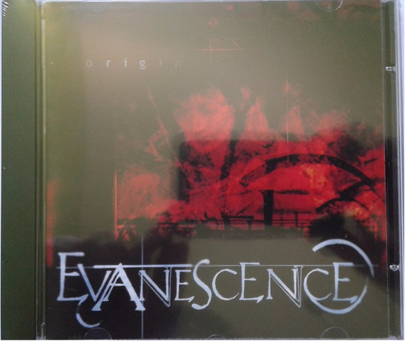 Cd Evanescence Origin (original E Lacrado)