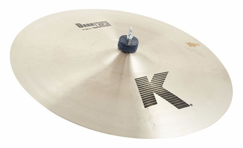 Zildjian K0913 K Dark Medium Thin Crash 16 Platillo Batería