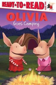 Olivia Va De Camping (olivia Tv Tie-in)