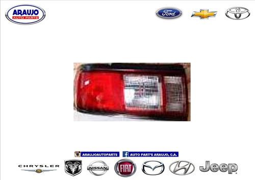 Stop Nissan Sentra B13 2000 Derecho